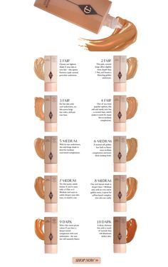 Charlotte Tilbury Light Wonder Foundation Buyer's Guide | Charlotte Tilbury