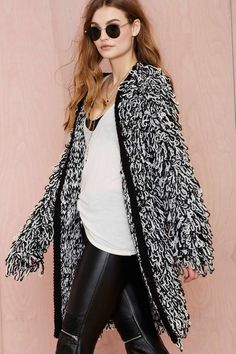 Loose Ends Cardigan | Shop What's New at Nasty Gal