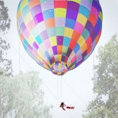 Balloon Swing proposed  for New York park