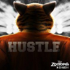 Zootopia #tiger
