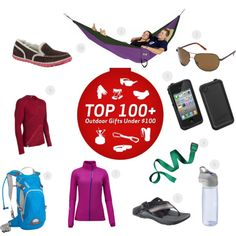 Top 100+ gifts under $ 100 http://www.rockcreek.com/top-100-gifts-under-100.rc