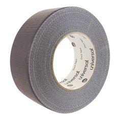Universal General Purpose Duct Tape, 48mm x 54.8m, Black