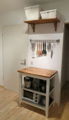 STENSTORP Kitchen cart - IKEA Maybe more of a fit with the style ... | {Ikea kücheninsel stenstorp 44}