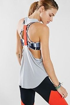 Onzie Elastic Back Tank, $58 | 50 Pieces Of Cute And Affordable Workout Gear You'll Actually Want To Sweat In