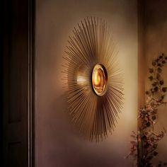 Living Room Decor Ideas: 50 inspirational wall lamps   Home Decor Ideas - Part 7