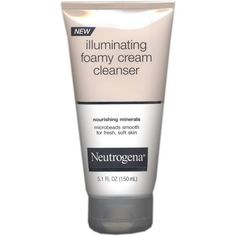 Neutrogena Illuminating Foamy Cream Cleanser 150ml51oz *** To view further for this item, visit the image link.