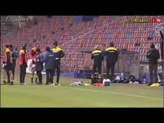 If you have not seen this video of Zlatan kicking various team-mates, what's wrong with you?!  I joke, you're probably normal, but live a sheltered life.  Anywho, here he is, bossing life . . .