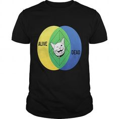 Schr?¶dingers Cat Venn Diagram cat t shirt #name #tshirts #VENN #gift #ideas #Popular #Everything #Videos #Shop #Animals #pets #Architecture #Art #Cars #motorcycles #Celebrities #DIY #crafts #Design #Education #Entertainment #Food #drink #Gardening #Geek #Hair #beauty #Health #fitness #History #Holidays #events #Home decor #Humor #Illustrations #posters #Kids #parenting #Men #Outdoors #Photography #Products #Quotes #Science #nature #Sports #Tattoos #Technology #Travel #Weddings #Women