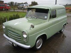 1957 Ford Thames 300E Van