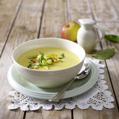 Apfel-Curry-Suppe Rezept | LECKER