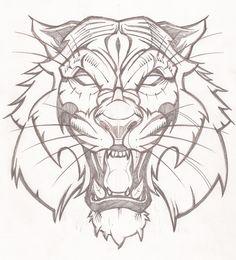 Tiger vector illustration 2