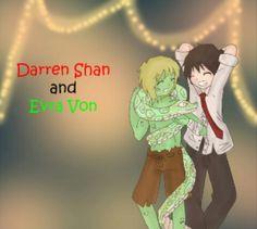 Darren and Evra