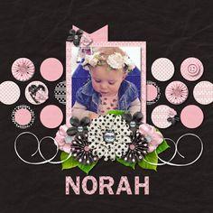 Norah - Scrapbook.com                                                                                                                                                                                 More