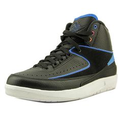 Nike Air Jordan 2 Retro Black/Photo Blue Mens Basketball Shoes Size 11 | Clothing, Shoes & Accessories, Men's Shoes, Athletic | eBay!