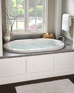 Soaking Drop-In Tub