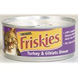 $124.83  - Friskies Cat Food Turkey 5.5 Oz Can *** Check this awesome product by going to the link at the image. (This is an affiliate link) #WetCatFood
