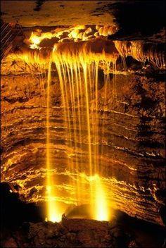 Marvel Cave - Silver Dollar City, Missouri