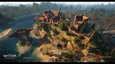 ArtStation - The Witcher 3: Wild Hunt, Michał Janiszewski