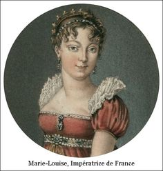 Marie-Louise, Impéra