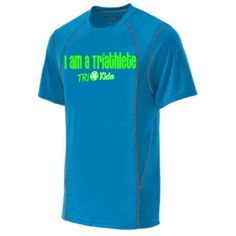 844157474c7 Kids Triathlon training shirt available in two colors in youth