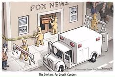 The Centers for Deceit Control...