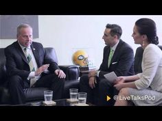 President/Ceo Len Rhodes shares his story of running the ESKIMOS on Live...