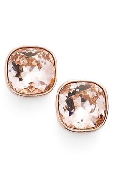 Sparkle studs? Yes, please!