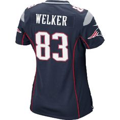 Official New England Patriots ProShop - Ladies Nike Rob Gronkowski Game  Jersey-Navy Hoping this will be my Christmas present this year! cec794cfb