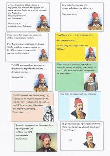 Τα πρωτάκια 1: Επιτραπέζια για την Επανάσταση του 1821(Με τους ήρωες του '21-Το πνεύμα του '21) Greek Independence, War, Education, History, Games, Kids, Gaming, Toys, Historia