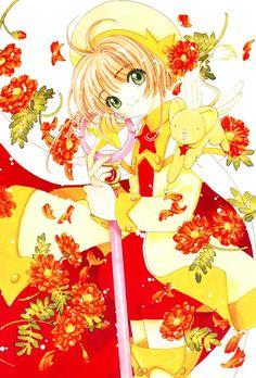 card captor sakura Part 4 - - Anime Image Cardcaptor Sakura, Sakura Kinomoto, Syaoran, Sakura Sakura, Manga Anime, Anime Art, Yandere, Hokusai, Xxxholic