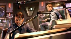 """angua:  """"Two klingon vessels have entered the neutral zone; they are locking weapons on our ship."""" To Boldly Go, Star Trek"""