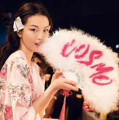 Xin Xie backstage at the Victoria's Secret Fashion Show 2017 Fashion Photo, Fashion Models, Shows 2017, Victoria Secret Fashion, You Are Awesome, Pretty Face, Backstage, Stuff To Do, Stylists