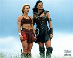 xena women warriors