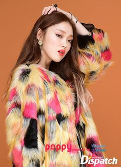 """[Sneak Peek] Actress & Model Lee Sung Kyung, New K-drama """"Cheese in the Trap"""" and Colorful & Chick Lee Sung Kyung Photoshoot, Lee Sung Kyung Fashion, Korean Actresses, Asian Actors, Lee Sung Kyung Wallpaper, Korean Beauty, Asian Beauty, Weightlifting Kim Bok Joo, Weightlifting Fairy"""