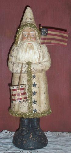 Primitive Belsnickle Santa Americana Belsnickle