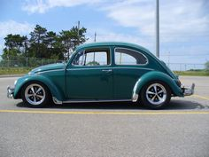 1967 Volkswagen Beetle-Classic Coupe