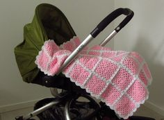 """Pink Baby Blanket Pink Blanket For Baby 31.5"""" x 31.5"""""""
