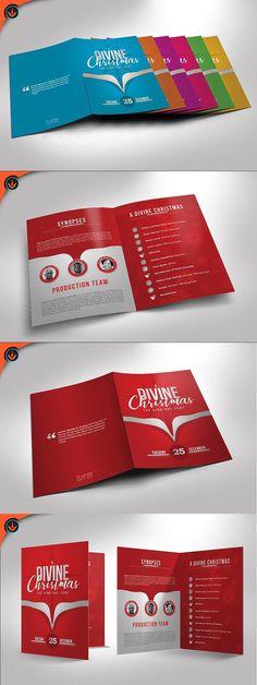 Blogger Proposal Template Brochure Templates Pinterest
