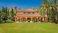 Villa Firenze | World Class Home in Marbella Spain Offers Stunning Mediterranean Sea Views