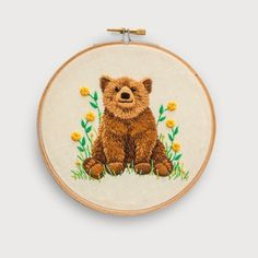 Most recent Photos animal Embroidery Patterns Strategies Adornments has been around forever—and that is certainly scarcely the exaggeration. Hand Embroidery Flowers, Hand Embroidery Stitches, Embroidery Hoop Art, Hand Embroidery Designs, Vintage Embroidery, Cross Stitch Embroidery, Modern Embroidery, Hand Stitching, Beginner Embroidery