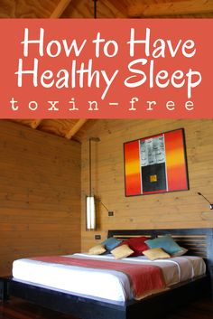 How to Have Healthy Sleep - a series at Kitchen Stewardship