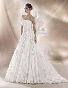 wedding dress sharon