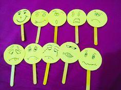 Trabalho com expressões faciais!