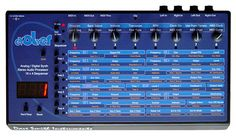 Released in 2002, Evolver is the first instrument to come from Dave Smith Instruments. Dave Smith is considered a legendary figure in the synthesizer world