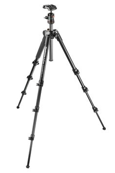 Watch Manfrottos video of their travel tripod - Manfrotto Befree Tripod MKBFRA4-BH
