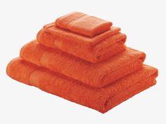 Orange Towels