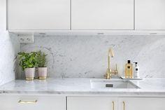 marble on marble Ikea Kitchen, Kitchen Interior, Room Interior, Kitchen Design, Japanese Kitchen, Interior Decorating, Interior Design, Room Ideas Bedroom, Colorful Furniture