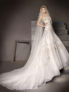 O svatebních šatech od Blanky Matragi nemusíte jen snít…   Šaty a trendy – články se svatební tématikou   MG magazine – svatba