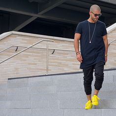 Urban style by Kosta Williams #fashion #style #menswear