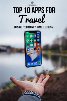 Whether planning or booking, searching for bargain accommodation or cheap flights these are the best apps for backpackers that allowed us to do all that at the click of a button. Allowing you to #travel safer, cheaper and more efficiently than ever before! #traveling #savemoney #traveltips #millenial